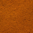 Granulated background coffee macro texture — Stock Photo