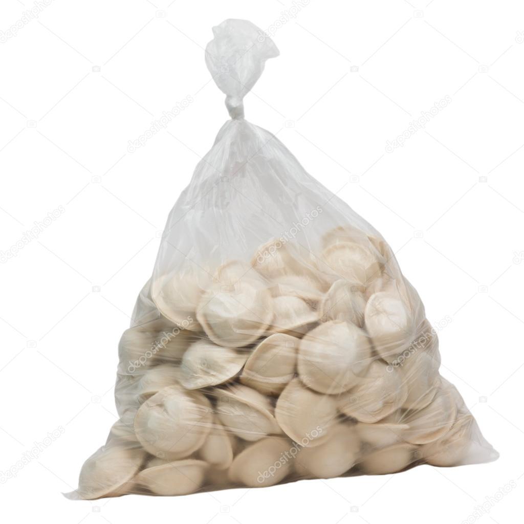 пакет целлофановый на скотчем