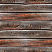 Seamless texture background old wood with cracks — Foto de Stock