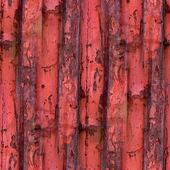 古い鉄の錆と痛んでいる壁紙と赤の背景テクスチャ — ストック写真
