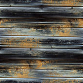 Seamless texture of old wood boards background wallpaper — Stock Photo