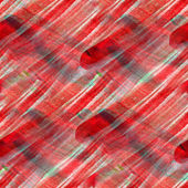 Red seamless cubism abstract art texture watercolor wallpaper ba — Stock Photo