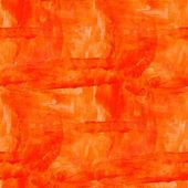 Fondo acuarela de cubismo naranja transparente arte textura — Foto de Stock