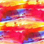 Art watercolor and background, seamless paint background , textu — Stock Photo