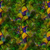 Green yellow background, art seamless and background , texture a — Stock Photo