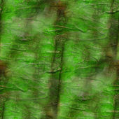 Background green watercolor seamless texture abstract brush — Stock Photo