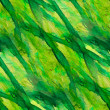 Abstract green watercolor art seamless texture hand painted back — Stock Photo