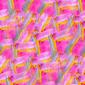 Abstraktní akvarel fialový šedé brown a umění bezešvá textura, — Stock fotografie