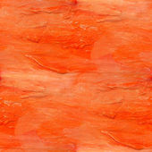 Abstract watercolor, orange and art seamless texture, hand paint — Stock Photo