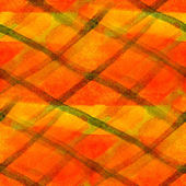 Art seamless texture background orange, yellow watercolor abstra — Stock Photo