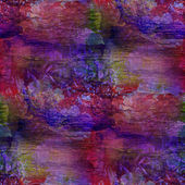 Kunst naadloze textuur, achtergrond aquarel paarse, rode abstract — Stockfoto