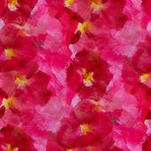 无缝的抽象画水彩的红色、 黄色背景上 p — 图库照片