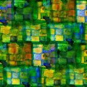 Grunge kapely žluté, zelené, textura, akvarel, bezešvé, kapela bac — Stock fotografie