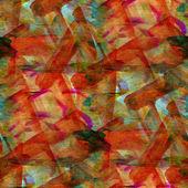 Granica brązowy, niebieski, zespół tekstury, akwarela bezszwowe, zespół backg — Zdjęcie stockowe