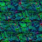 Grunge verde, banda azul textura, acuarela inconsútil, banda backg — Foto de Stock
