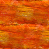 Seamless cubism abstract art orange Picasso texture watercolor w — Photo