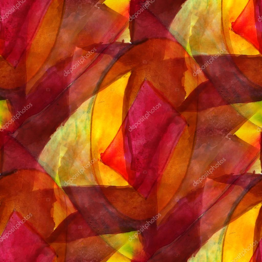 Red And Yellow Abstract Art Red Yellow Abstract Art