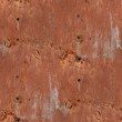 Iron old brown pink seamless background texture — Stock Photo #24479989