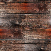 Tree old boards seamless background — Stock Photo