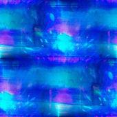 Arte astratta senza cuciture blu trama acquerello, carta da parati s — Foto Stock