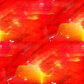 Seamless abstract art red texture watercolor, wallpaper backgrou — Stock Photo