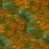 Makro kahverengi, yeşil lekeler, sulu boya dikişsiz doku boya wal — Stok fotoğraf