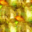 Abstract texture color seamless brown, green background watercol — Stock Photo #25042839