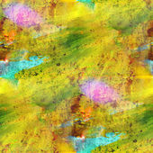 Abstract texture color seamless yellow, green background waterco — Stock Photo