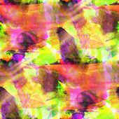 Art texture abstract water purple, yellow color seamless backgro — Stock Photo