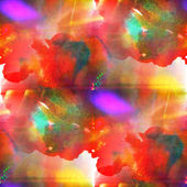 Texture red, yellow, purple abstract art water color seamless ba — Foto Stock