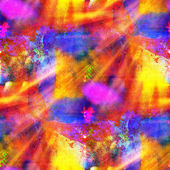 Texture rpurple, yellow abstract art water color seamless backgr — Stock Photo