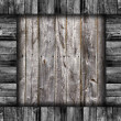 Old gray fence boards wood texture — Stock Photo