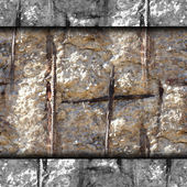 Texture concrete reinforcement background wallpaper — Stock Photo