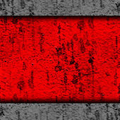 Seamless texture red devil with streaks blood wallpaper for your — Stock Photo