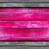 Texture wood planks pink paint background your messag — Stock Photo
