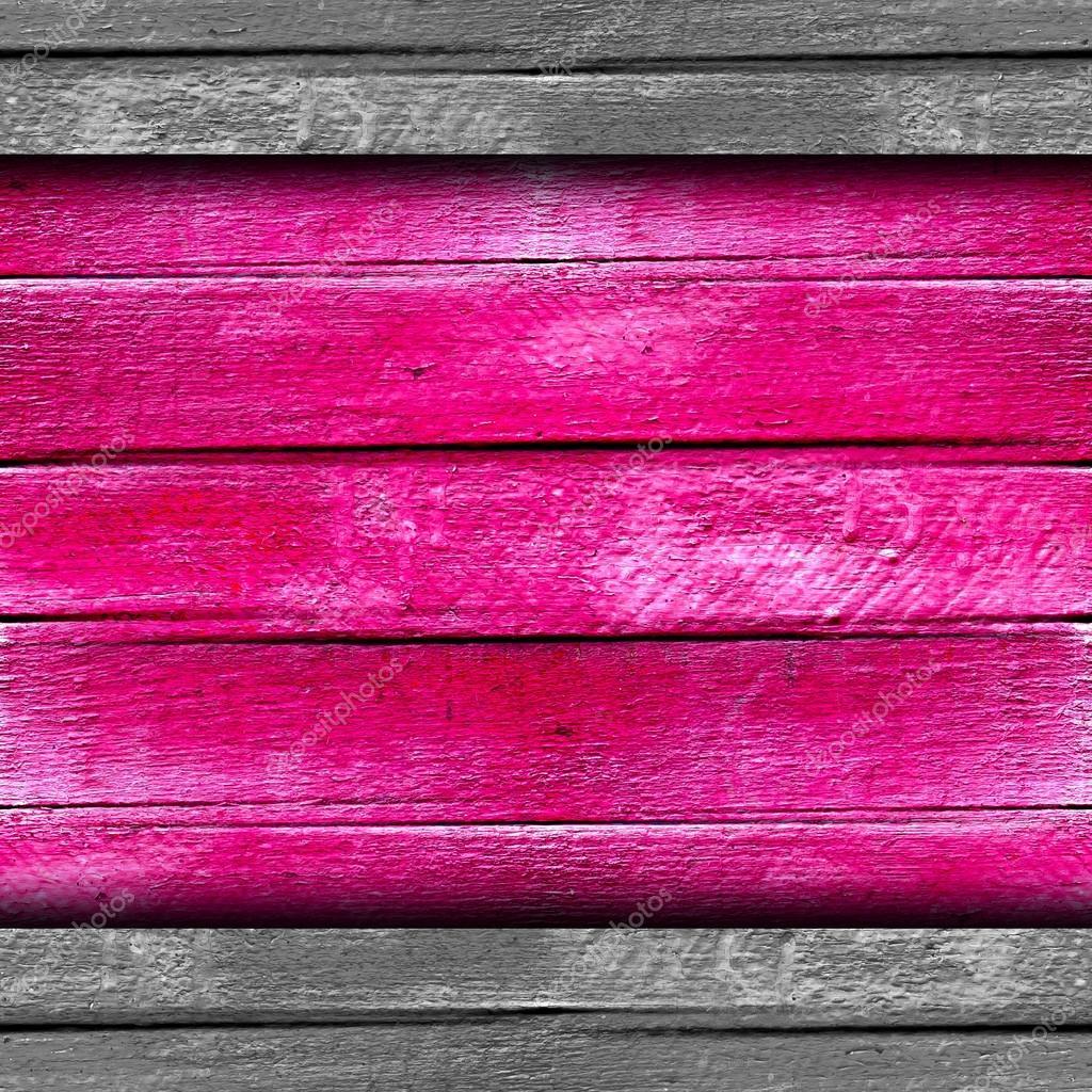 La peinture de planches de bois rose texture de fond votre for Peinture bois de rose