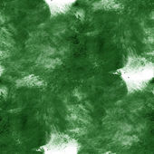 Hand paint green background seamless wallpaper watercolor brown — Stock Photo
