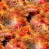 Mano de pintura arte rojo, marrón transparente fondo pañuelo de fondo — Foto de Stock