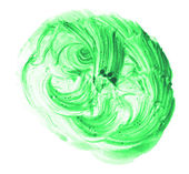 Stroke paint splatters color watercolor abstract water brush wat — Stock Photo