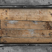 Fence texture wooden old gray background your message wallpaper — Stock Photo