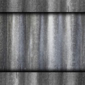Sheet of gray slate roof texture background wallpaper — Stock Photo