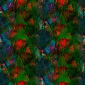 Sfondo texture verde, arancione astratti acquerello senza giunte pa — Foto Stock