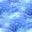 Stock Photo: Background watercolor blue seamless texture abstract pattern pai