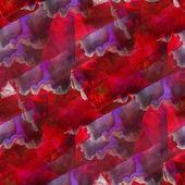 узор фон красные, фиолетовые текстуры акварель бесшовные абстракт — Стоковое фото