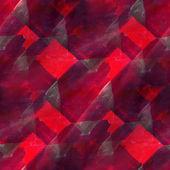 Red, purple pattern background texture watercolor seamless abstr — Zdjęcie stockowe