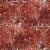 Seamless brown rusty iron background wall grunge fabric abstract — Stock Photo