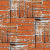 Seamless fence texture wooden brown old background your message — Stock Photo