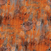 Seamless cracks, paint, old, iron background wall grunge fabric — Stock Photo