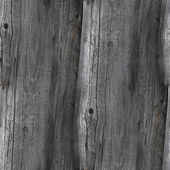 Seamless gray fence texture background wooden old your message — Stock Photo