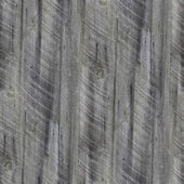 Seamless old gray fence green boards wood texture wallpaper — Stock Photo